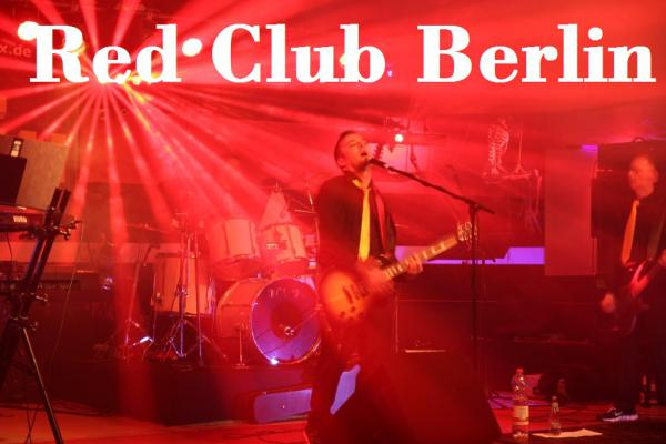 THE RUBIX im Red Club BerlinRedClubBerlin